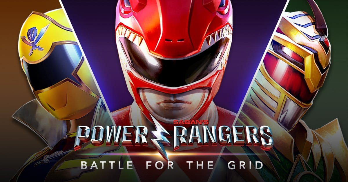 Power Rangers: Battle For The Grid lanzado en Xbox One y Nintendo Switch