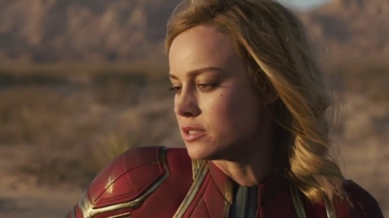 El Capitán Marvel supera los $ 900 millones en la taquilla mundial