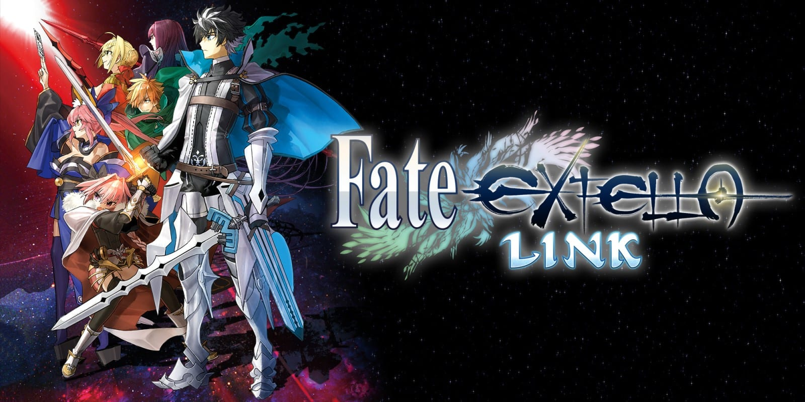 Fate / Extella Link llega a Nintendo Switch, PS4 y PS Vita en Europa