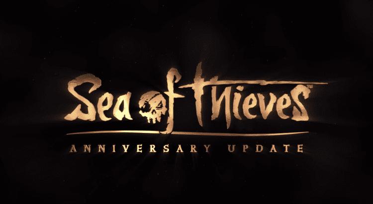 Se revela el tráiler y la fecha de lanzamiento de Sea of Thieves Anniversary