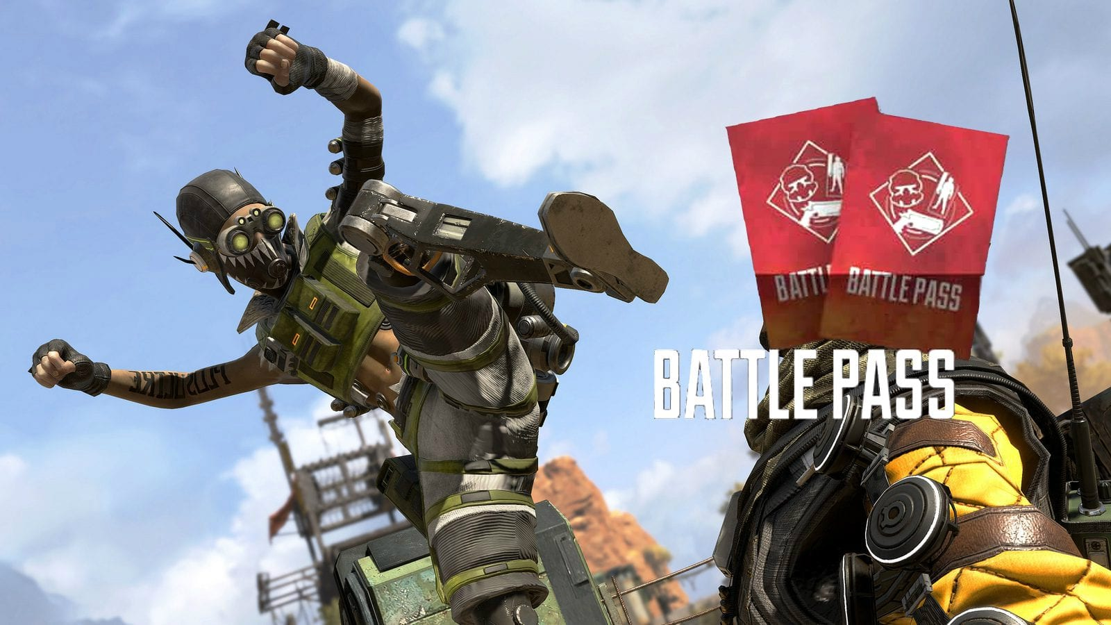Respawn responde a los críticos de Apex Legends Season 1 Battle Pass