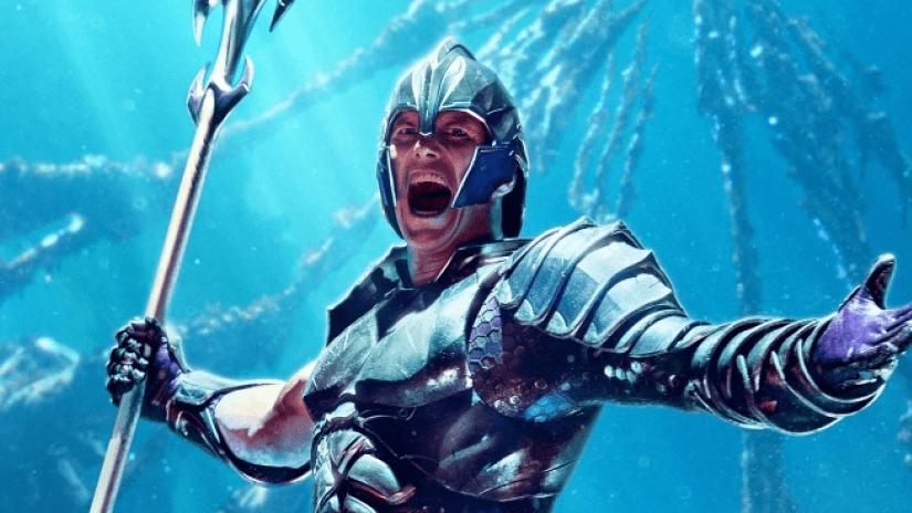 Patrick Wilson no cree que Ocean Master sea el villano principal en otra película de Aquaman
