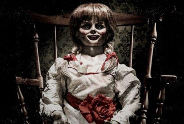 Annabelle llega a casa en un teaser para la secuela del spin-off The Conjuring