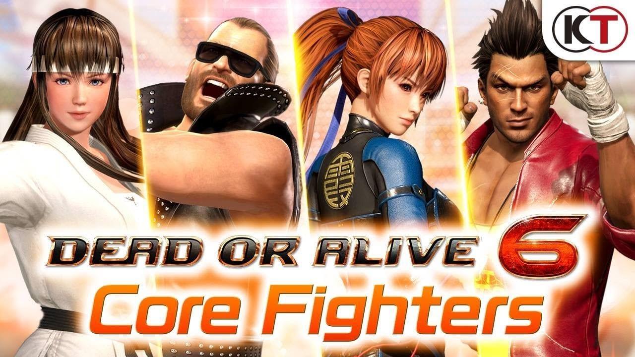 Experimenta Dead or Alive 6 gratis con la nueva edición Core Fighters
