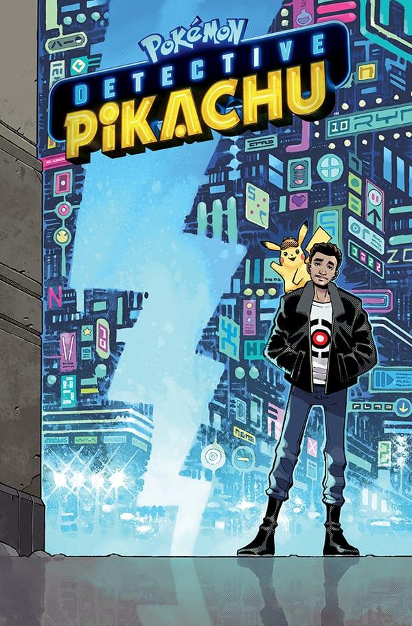 Legendary Comics anuncia la novela gráfica de Pokémon: Detective Pikachu