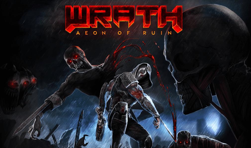 3D Realms anuncia Dark Fantasy Horror FPS WRATH: Aeon of Ruin