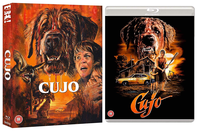 La adaptación de Stephen King, Cujo, llegará a Blu-ray por primera vez en el Reino Unido