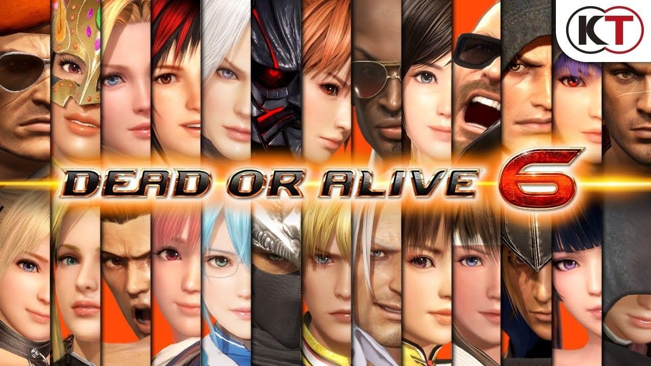 Dead or Alive 6 ahora disponible para PC y consolas