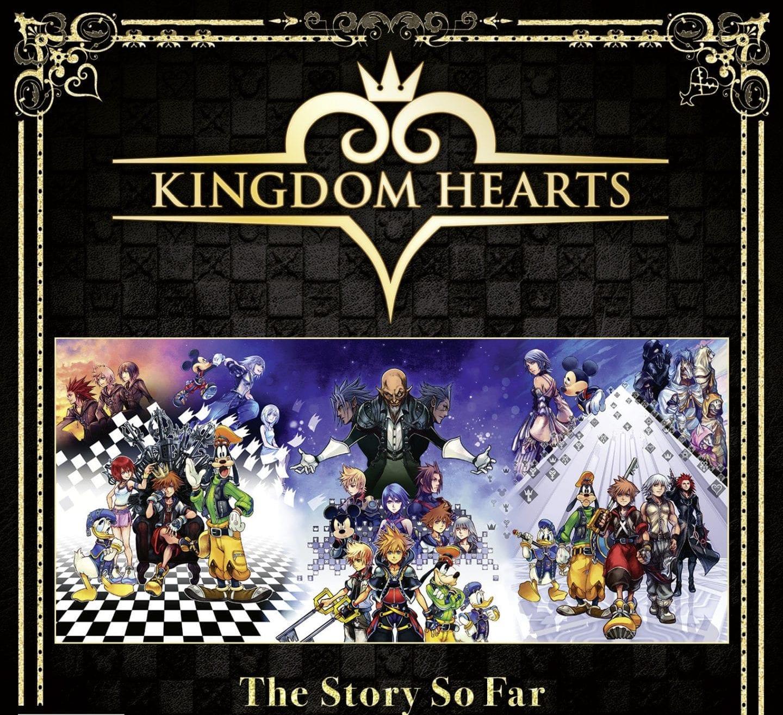 La colección Kingdom Hearts: The Story So Far llega a PS4 este mes