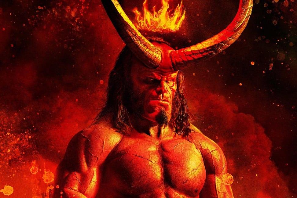 Hellboy recibe oficialmente la calificación R por violencia, lenguaje y gore