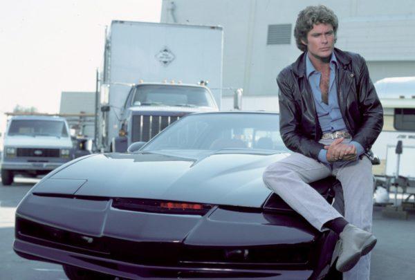 David Hasselhoff se burla de su participación en un reinicio de Knight Rider