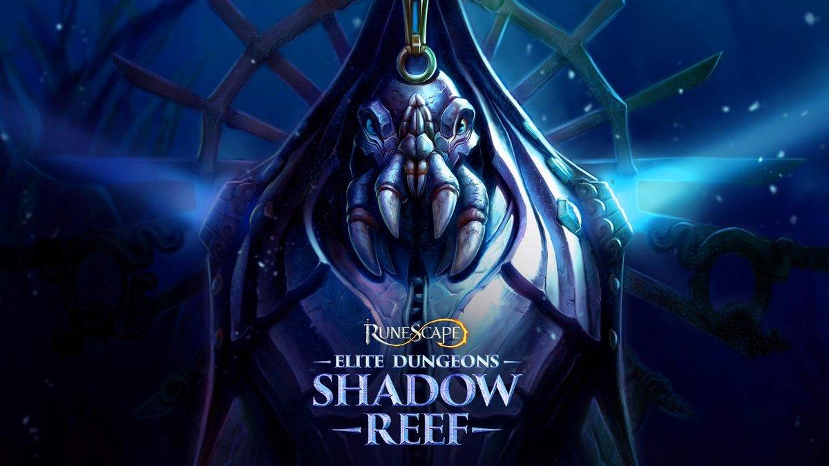 Llega la conclusión de la trilogía Elite Dungeons de Runescape Shadow Reef