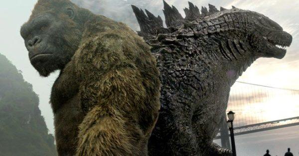 Godzilla vs.Kong pisoteando los cines antes de lo esperado