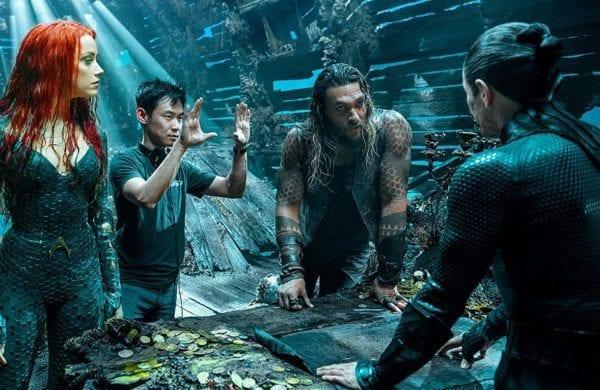 ¡James Wan de Aquaman ofrece a Shazam!  consejo del director sobre cómo lidiar con las expectativas de los fanáticos