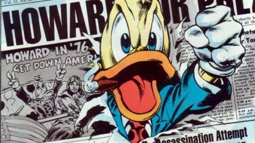 Kevin Smith habla sobre su serie animada Howard the Duck Marvel
