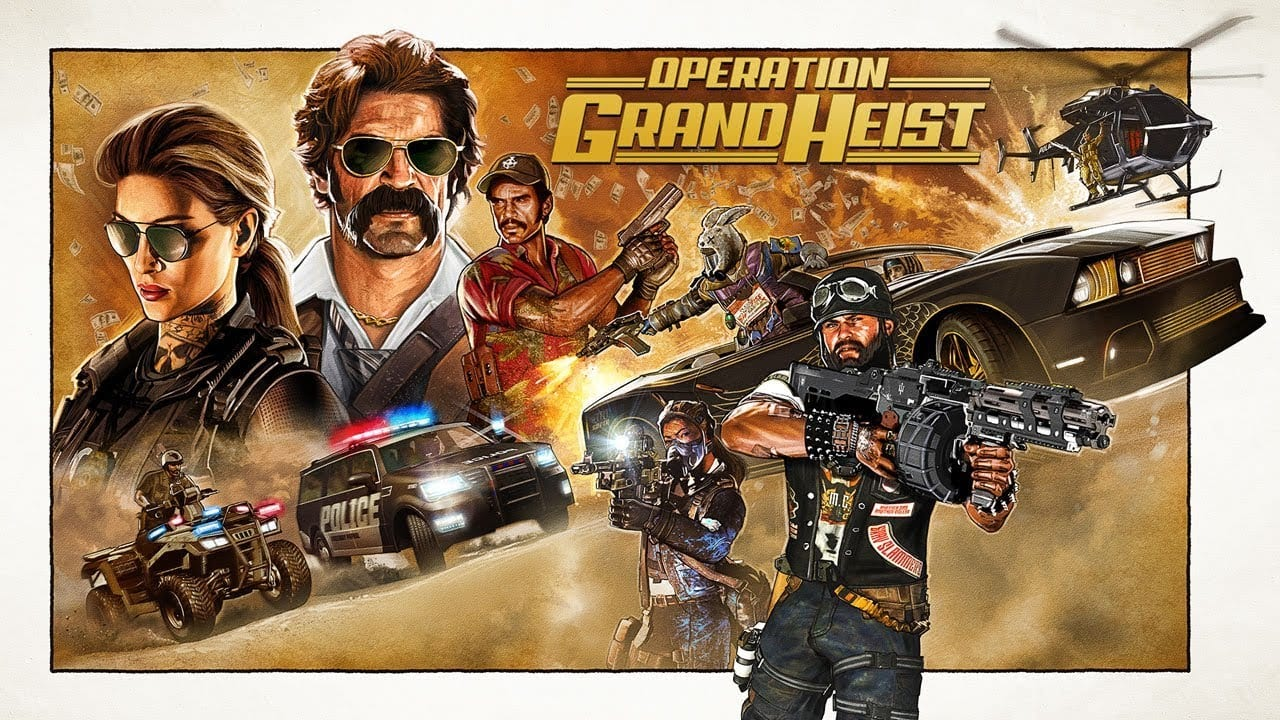 Operation Grand Heist llega a Call of Duty: Black Ops 4 para PS4