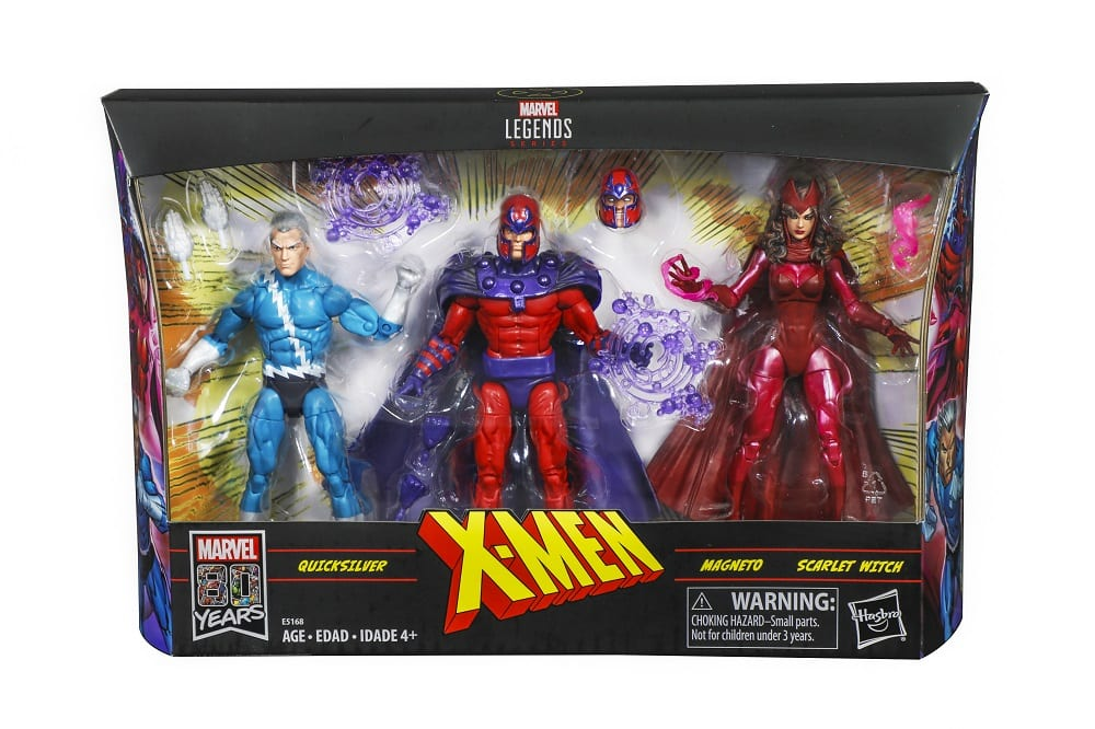 Nuevas figuras de acción de Marvel Legends Series presentadas por Hasbro en Toy Fair