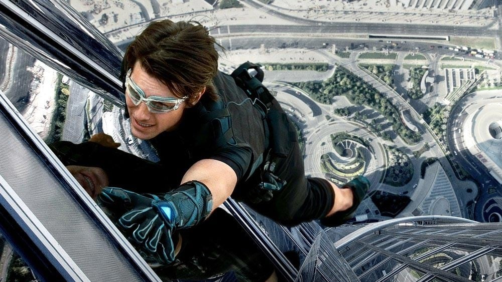 Misión: Imposible: el Protocolo Fantasma originalmente vio a Ethan Hunt de Tom Cruise retirarse