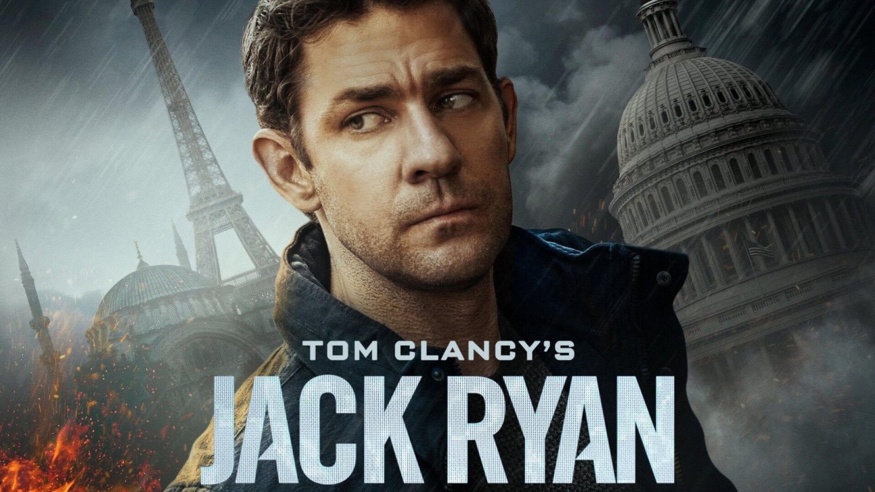 Tom Clancy's Jack Ryan renovado para la tercera temporada por Amazon