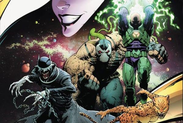 DC Comics previsualizará Year of the Villain en 25 centavos de una sola vez