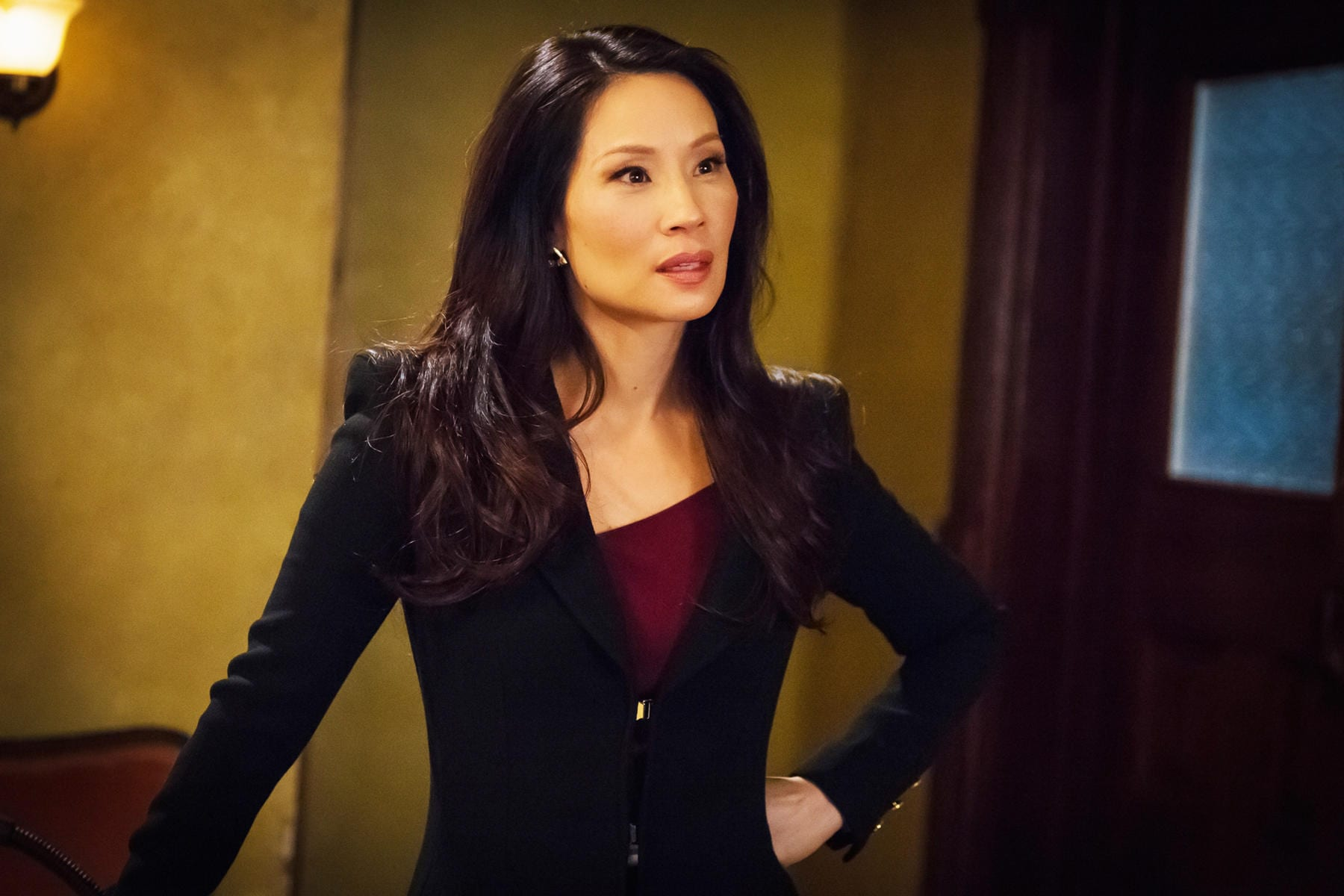 Lucy Liu encabezará el drama de CBS Why Women Kill
