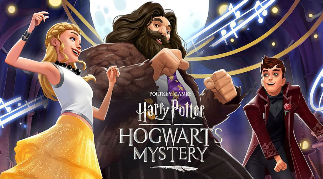 Prepárate para la Bola Celestial en Harry Potter: Hogwarts Mystery