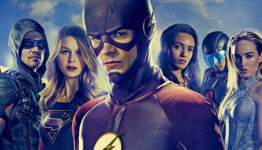 The CW renueva la serie 10, incluidos todos sus shows de superhéroes de DC
