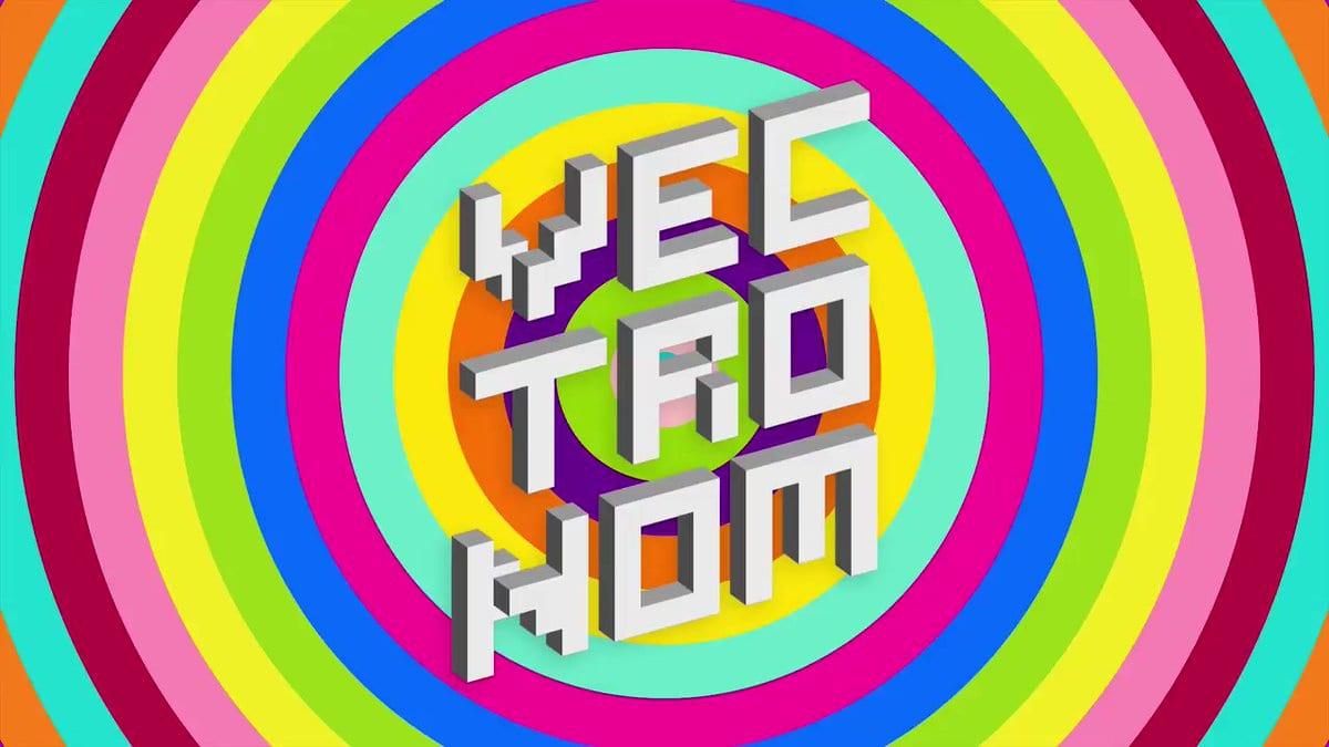 El juego de ritmo psicodélico Vectronom llegará a Steam y Nintendo Switch esta primavera