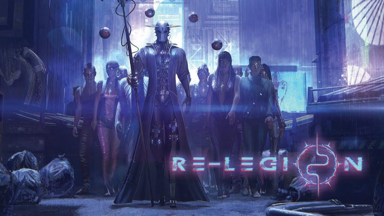 Cyberpunk RTS Re-Legion se lanza en Steam el jueves