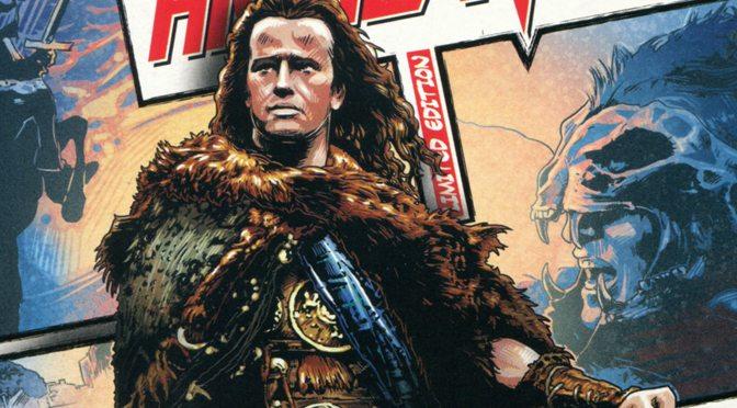 Director de John Wick en su nueva versión de Highlander: