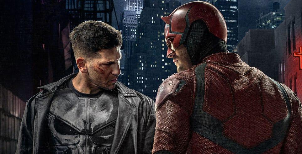 The Punisher showrunner quiere Daredevil y Kingpin en la temporada 3