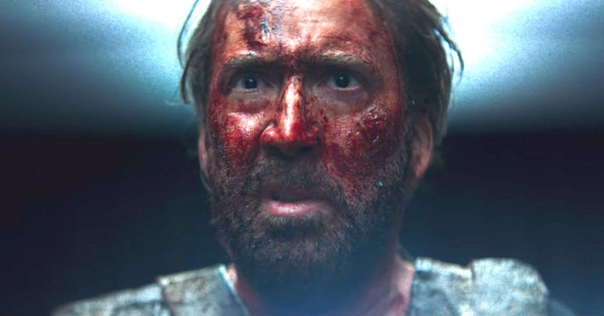 Nicolas Cage protagonizará la adaptación de HP Lovecraft Color Out of Space