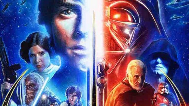 Cartel de Star Wars Celebration Chicago 2019 y primeros invitados revelados