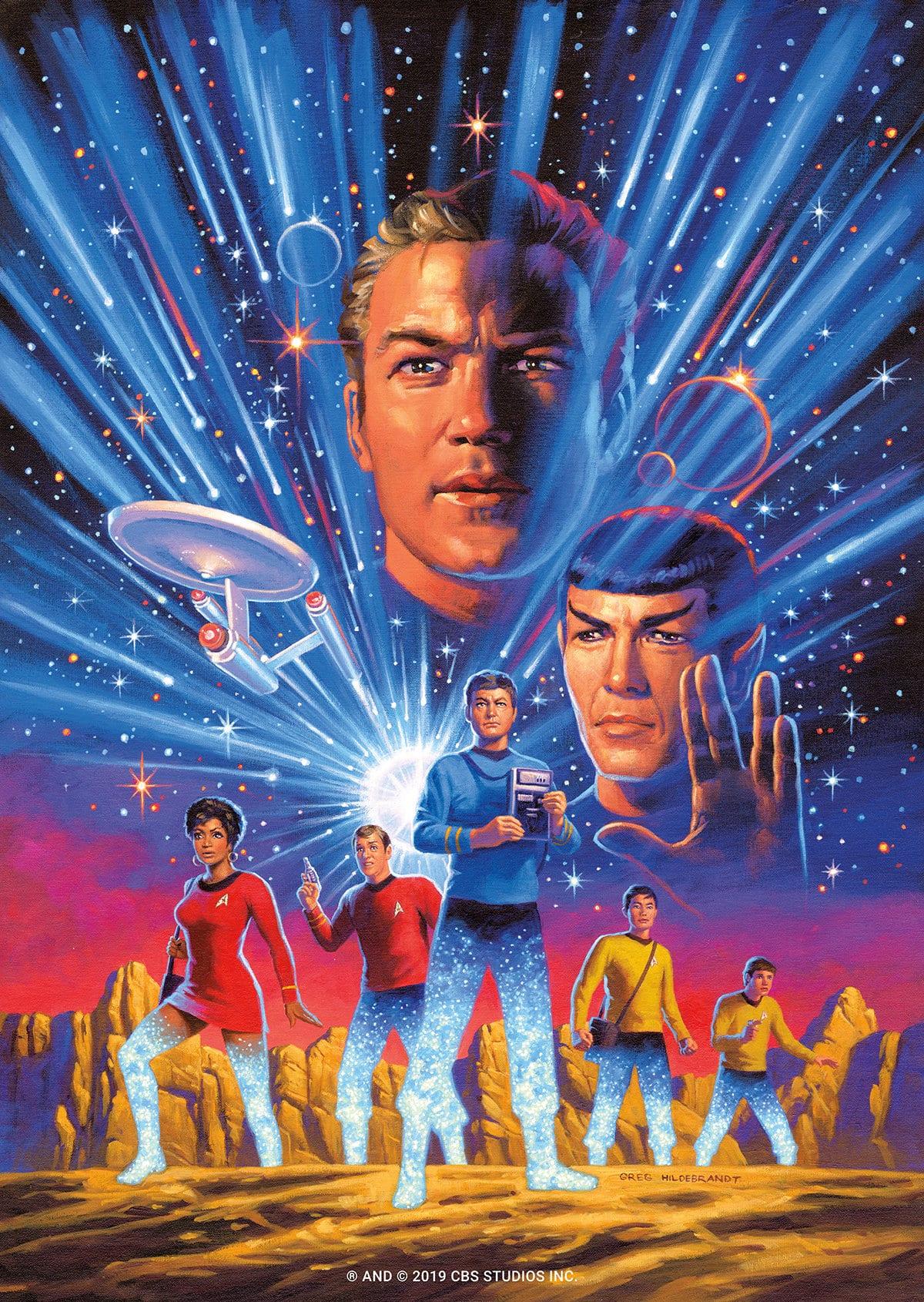 IDW anuncia la serie en curso de Star Trek: Year Five