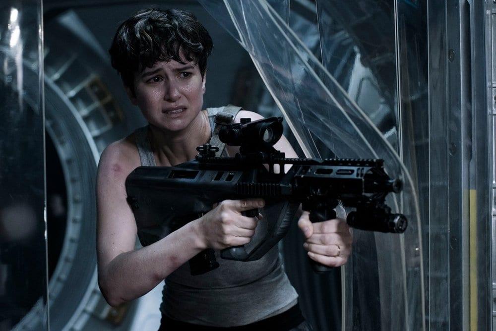 Alien: Katherine Waterston, la estrella del Covenant 'absolutamente juego' para otra entrega de Alien