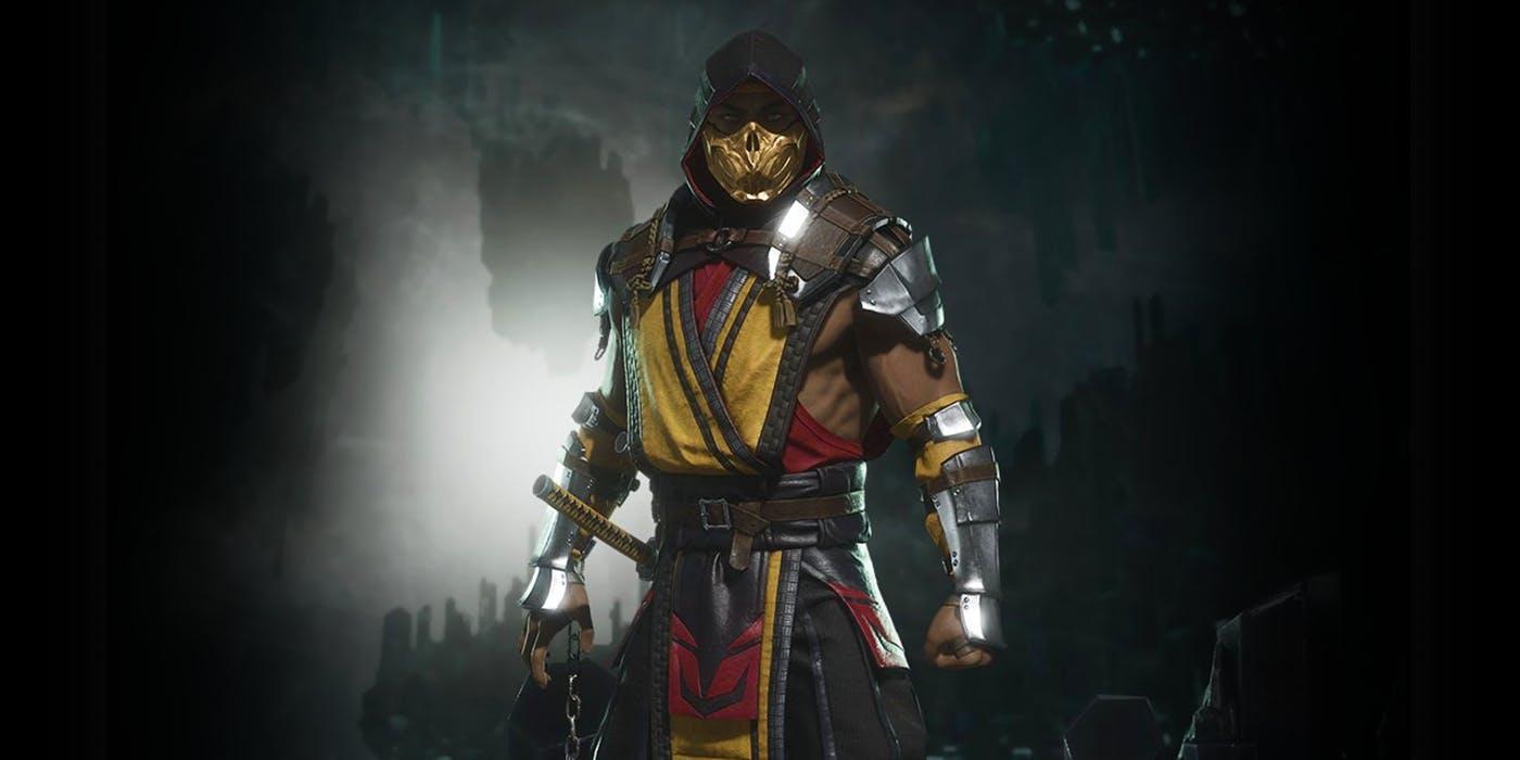 Se revela el juego y los personajes de Mortal Kombat 11