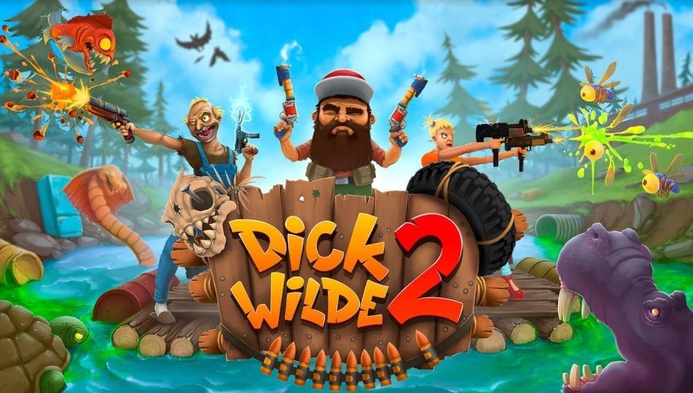 Dick Wilde 2 llegará a las plataformas de realidad virtual este febrero