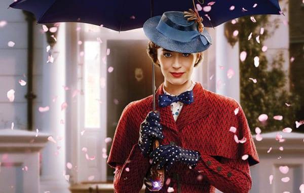 Disney en las primeras etapas de la secuela de Mary Poppins Returns