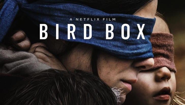 Así es como se veían las criaturas de Bird Box