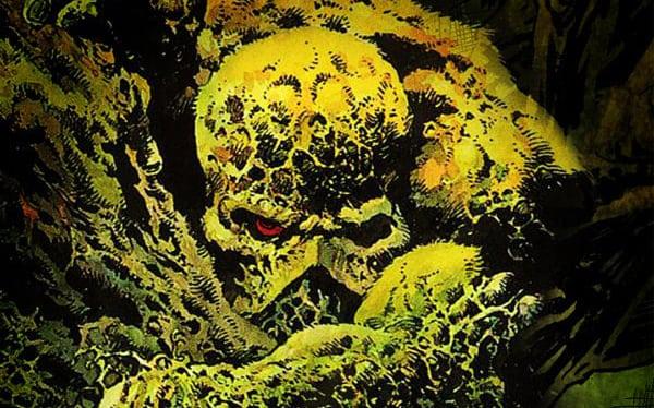 El director de Aquaman, James Wan, describe Swamp Thing como un 'horror / romance gótico'