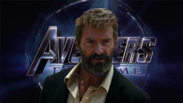 Las especulaciones se vuelven locas sobre Wolverine de Hugh Jackman que aparece en Avengers: Endgame