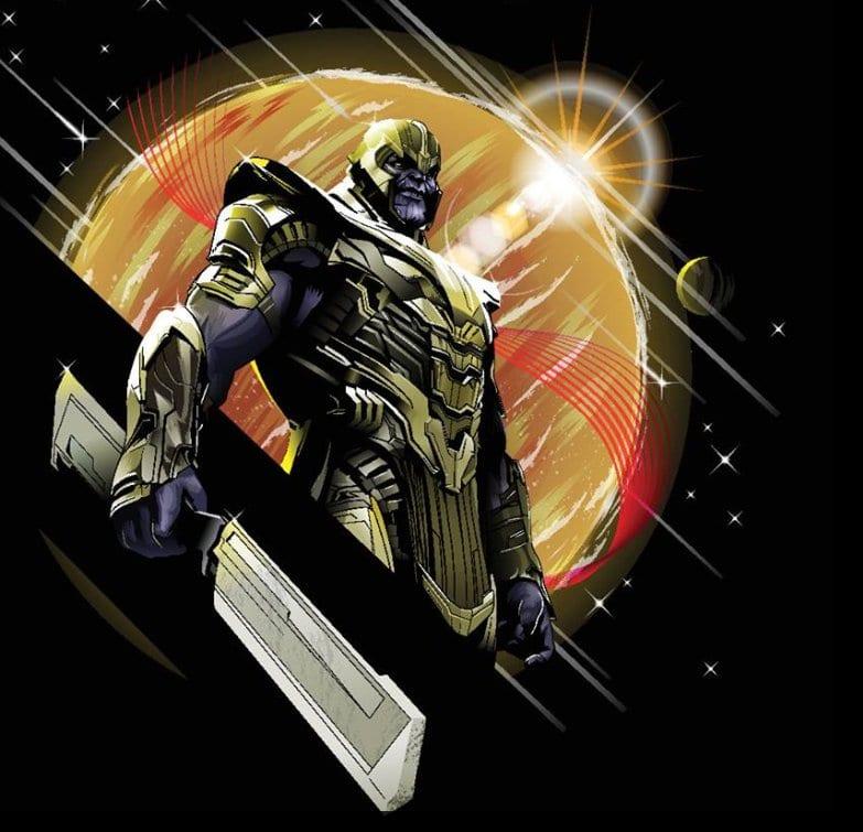 Avengers: Endgame obtiene una gran cantidad de ilustraciones promocionales