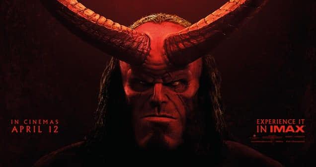 David Harbour sobre la brutalidad del reinicio de Hellboy