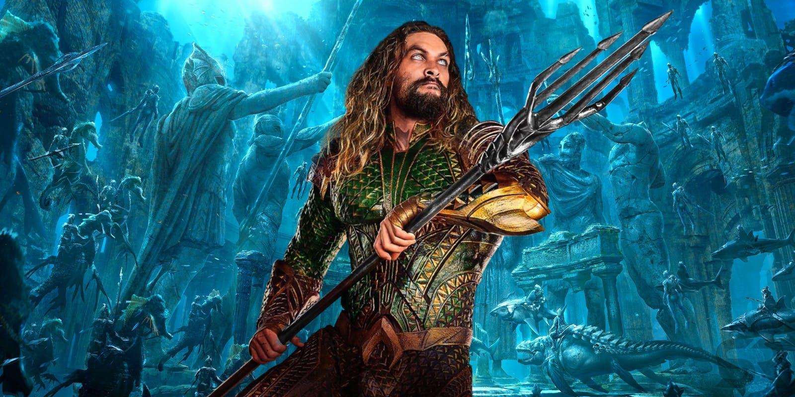 Aquaman cruza $ 500 millones en la taquilla mundial