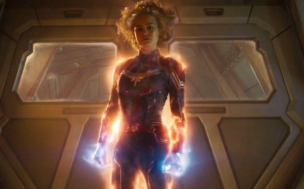 Captain Marvel encabeza la lista de las películas más esperadas de 2019