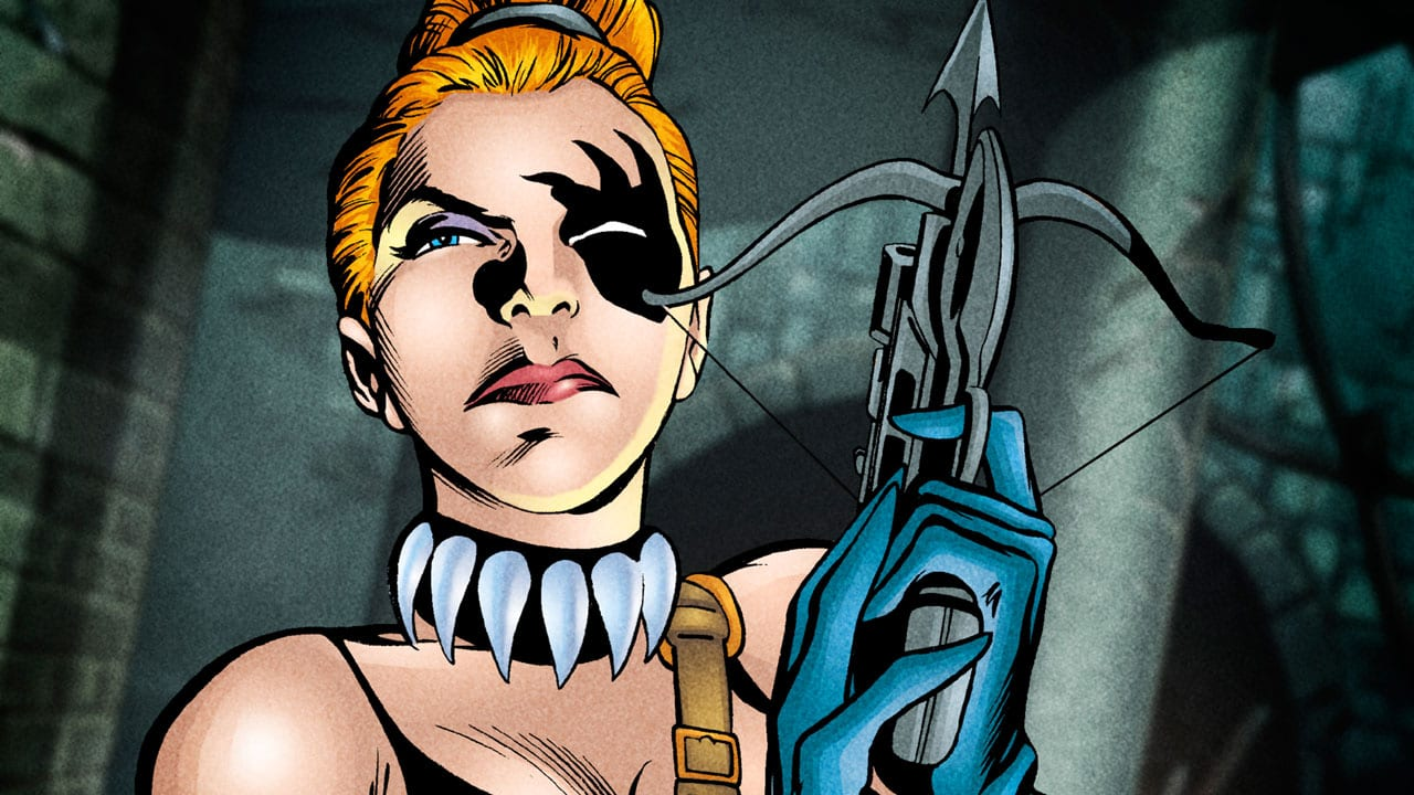 La serie de televisión Stargirl de DC Universe presenta a la Injustice Society