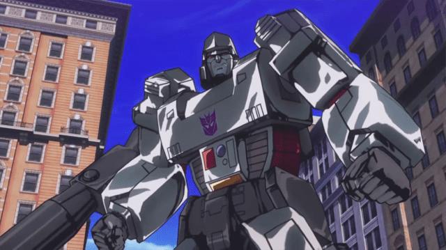 La película Bumblebee casi presentó un cameo G1 Megatron