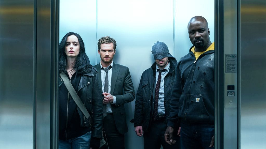 El jefe de Disney + dice que revivir los shows de Marvel de Netflix es 'una posibilidad'