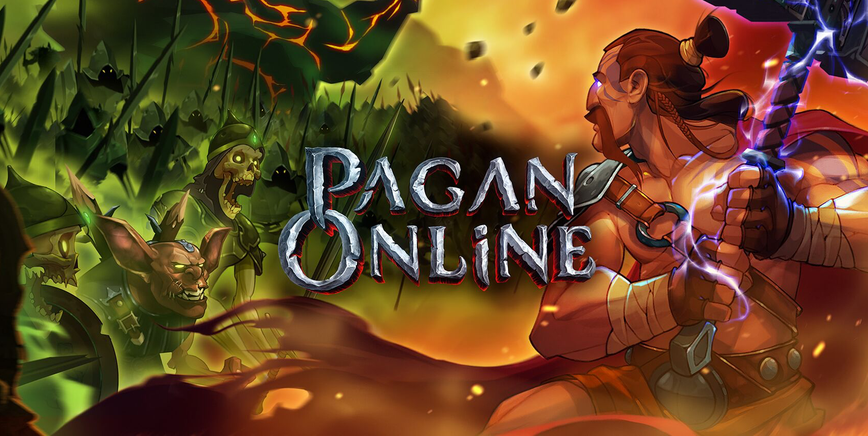 Hack 'n slash action RPG Pagan Online recibe un avance