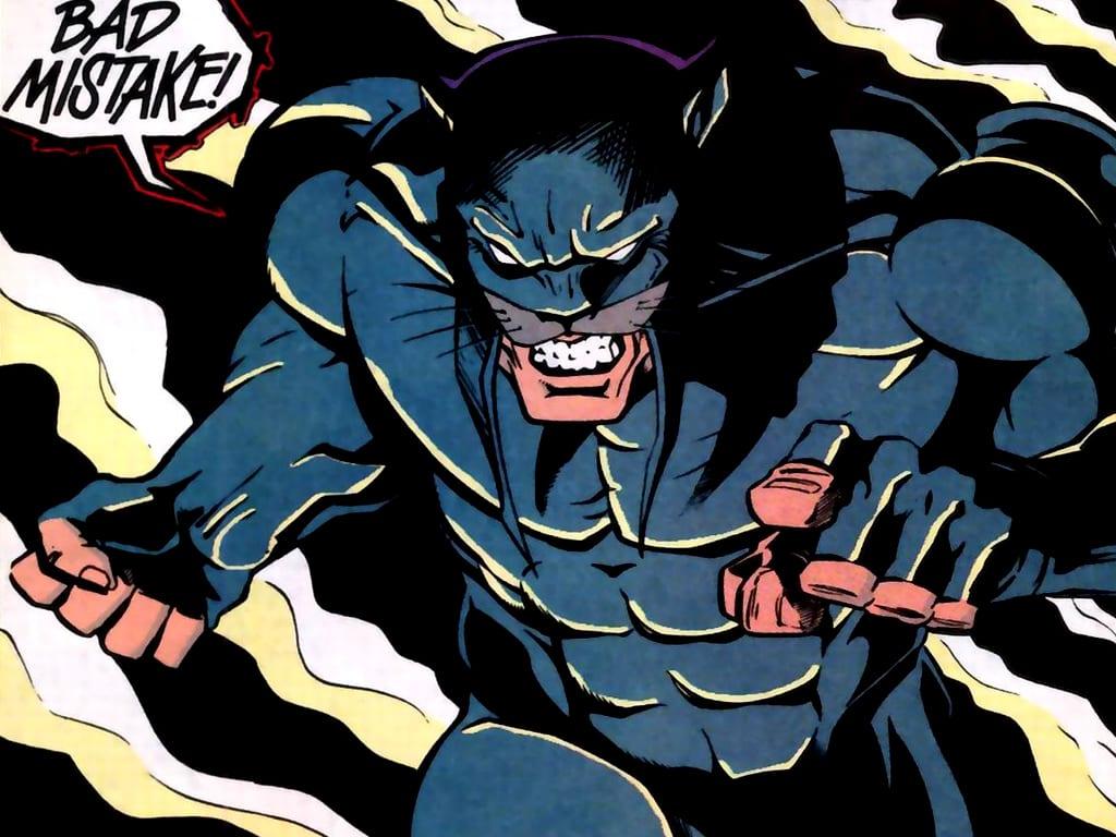 La serie Stargirl de DC Universe presenta a Wildcat, miembro de JSA